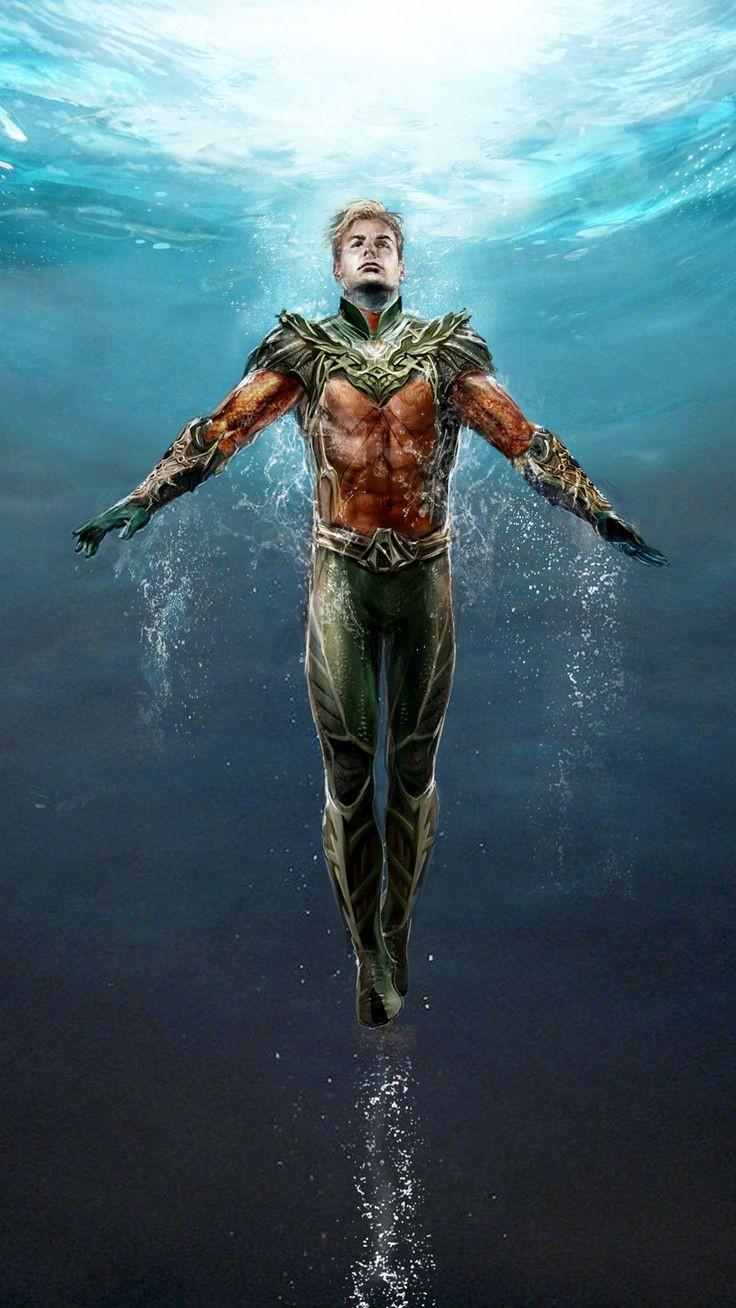 Aquaman by John Gallagher