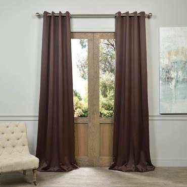 Java Grommet Blackout Curtain