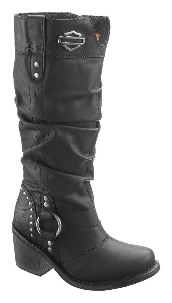 83562 - Harley-Davidson® Womens Jana Black Le...