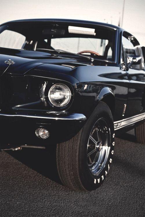 '67 Shelby Mustang GT 350 (Credit: Birgir &a...
