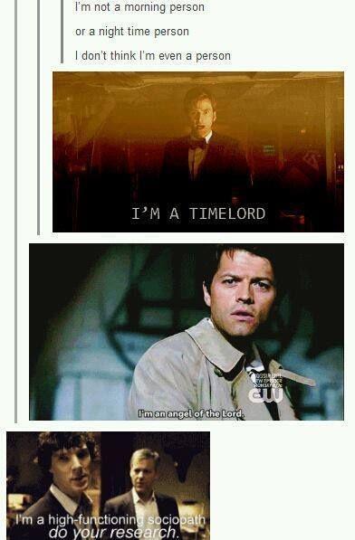 And I'm JAVERT!<--I am Loki, of Asgard, and I a...