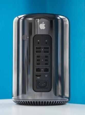 With the Mac Pro, Apple has combined raw power wit...