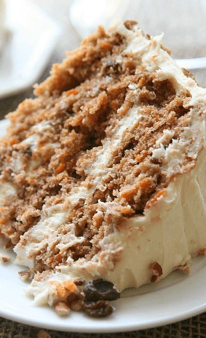Carrot Cake is a southern tradition that always sh...
