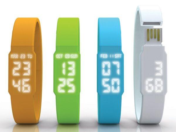USB watch by Yoon-jin Gon, Yoon-tae Myoung & K...