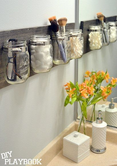 How to create organization in your bathroom with n...