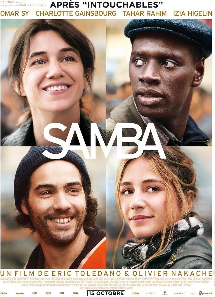 Samba, film de Eric Toledano et Olivier Nakache, a...