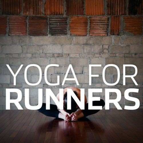 Yoga for Runners  #running #yoga