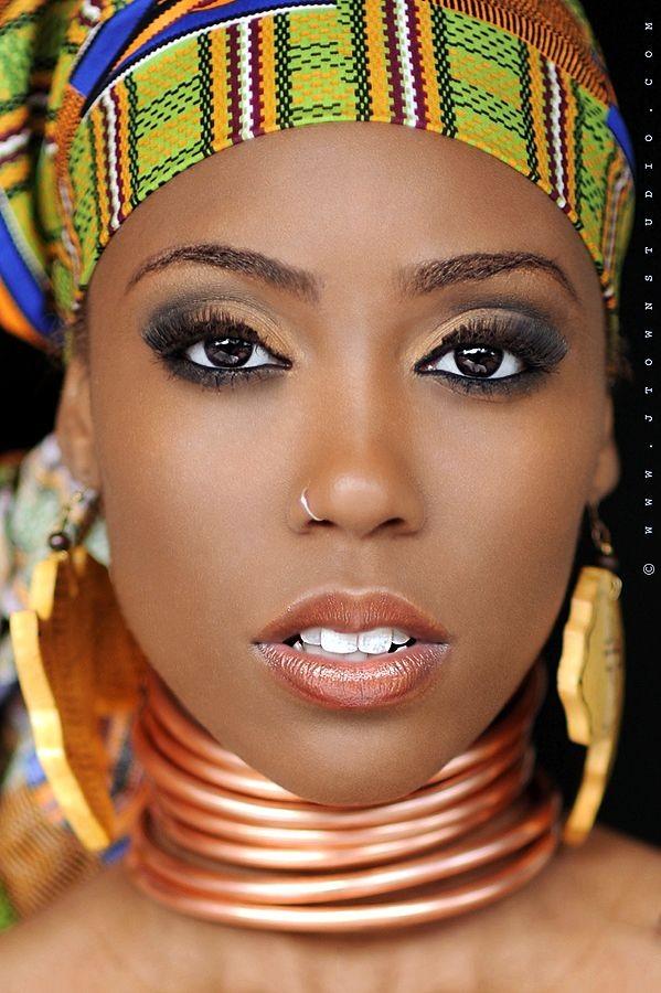 African women pretty 10 African