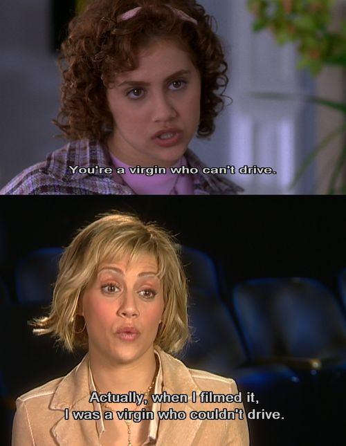 Awww, Britney Murphy :)