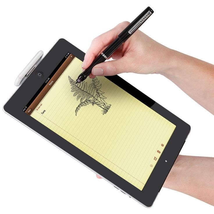 The iPad Pen - This is the wireless stylus that ma...