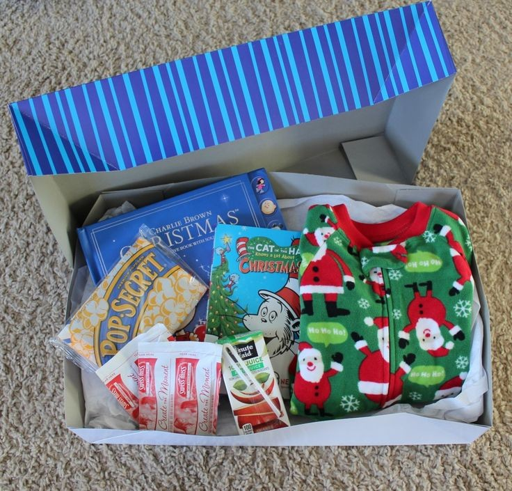 Kids Christmas Eve Box: Start this fun tradition w...