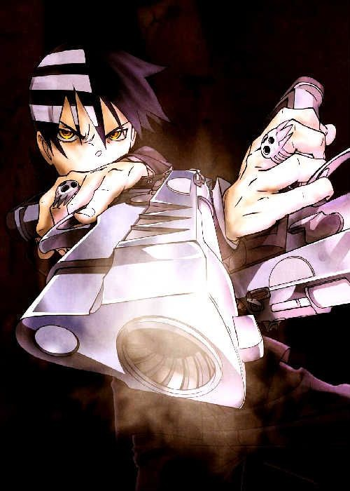 (1) Soul Eater | Death The Kid