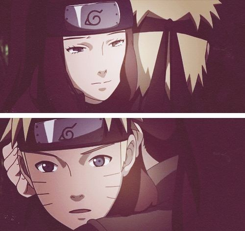 Minato Namikaze and Kushina Uzumaki Road to Ninja...