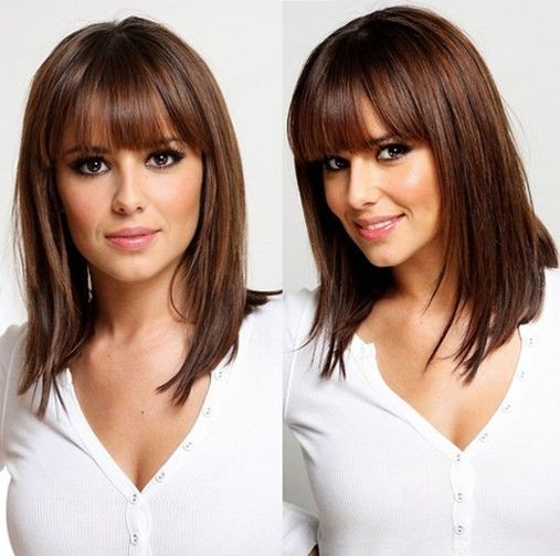 Medium hairstyles 2015 lets you enjoy best of both...