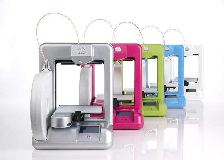 3D Systems new kid-safe, eco-friendly Cube 3D prin...