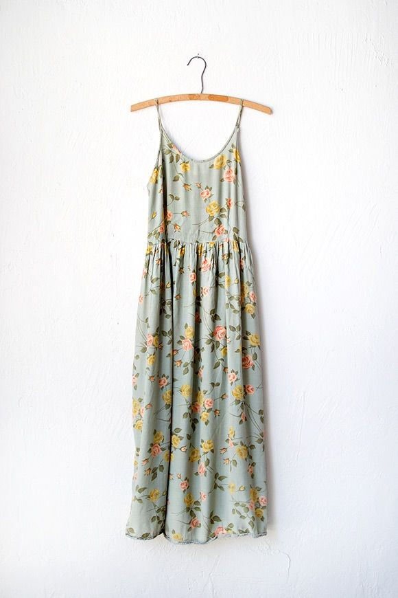 vintage 90s dress | August Orchard Dress   We woul...