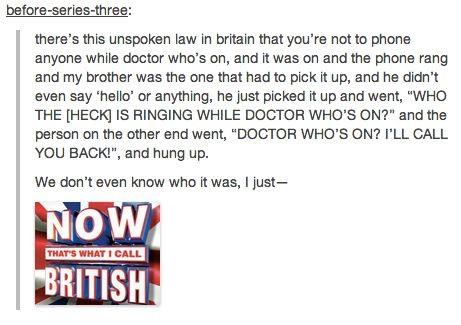 I tell everyone this is true according to a Britis...