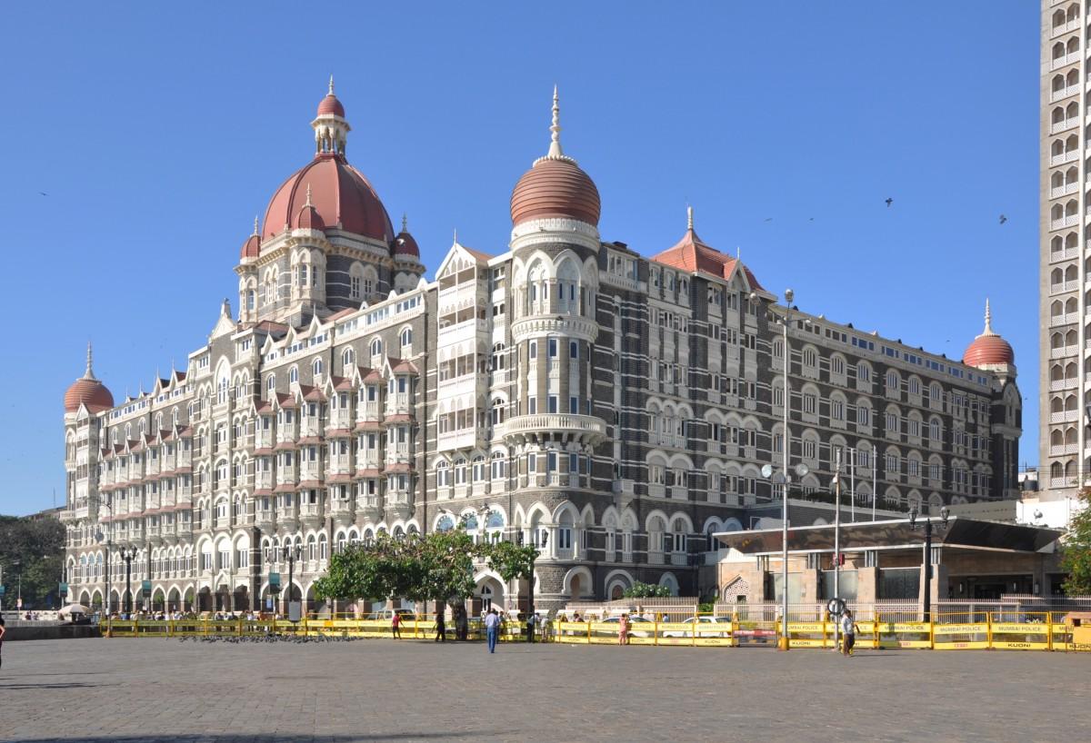 The Taj Mahal Palace Hotel is a heritage five-star...