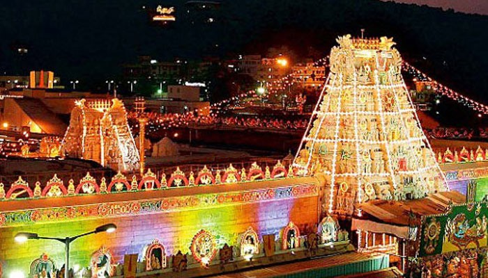Venkateswara Temple is a landmark Vaishnavite temp...