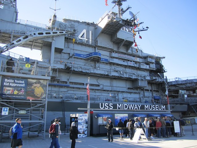 USS Midway Museum is a maritime floating museum in...