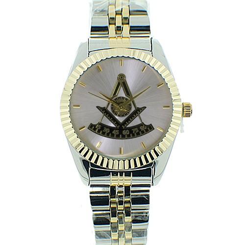 Masonic Past Master's Freemasons Watch. Masoni...
