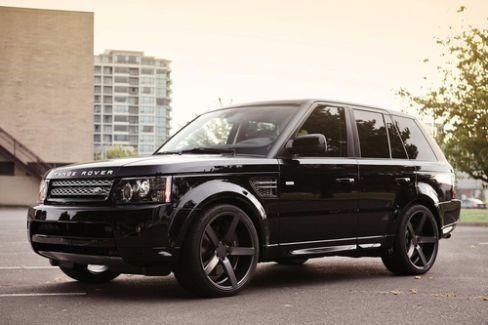 Range Rover Sport    http://pinterest.com/treypeez...