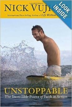 Book Review: Unstoppable Nick Vujicic