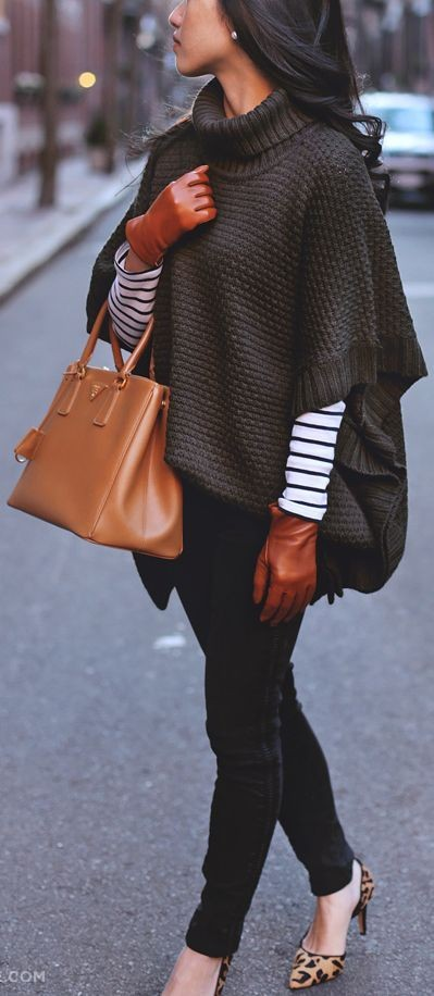 Street style fashion / karen cox. Winter Warm. Tau...