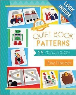 World Wide Wednesday: Quiet Book Ideas - The Inspi...