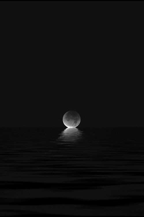 The Moon - symbol of the Dark Mother....cycles sho...