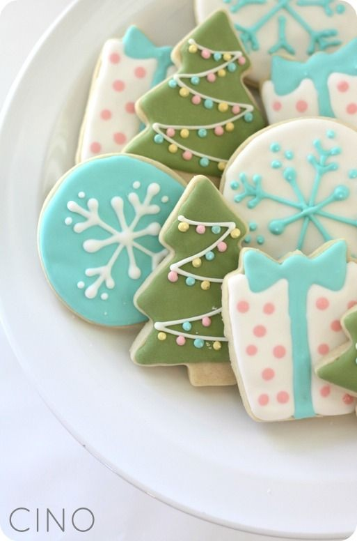 The best Sugar Cookie recipe plus some other Chris...