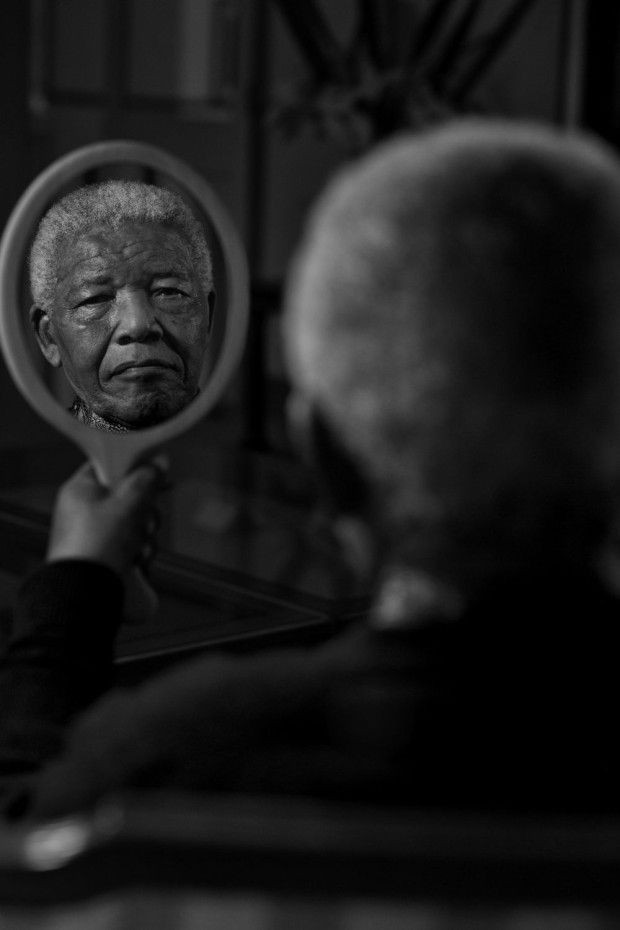 R.I.P. Nelson Mandela
