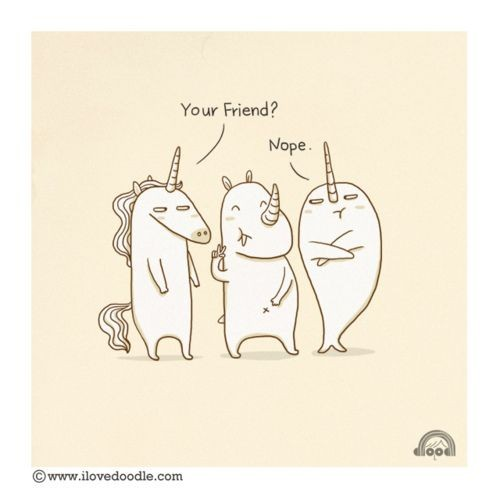 Your Friend? on Flickr.Doodle Everyday 178 ilovedo...