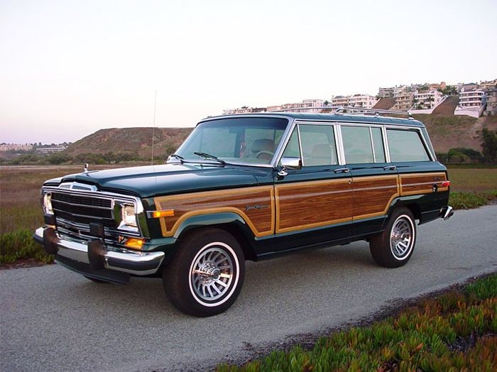 Dear Jeep,    Please bring back the wagoneer.    L...