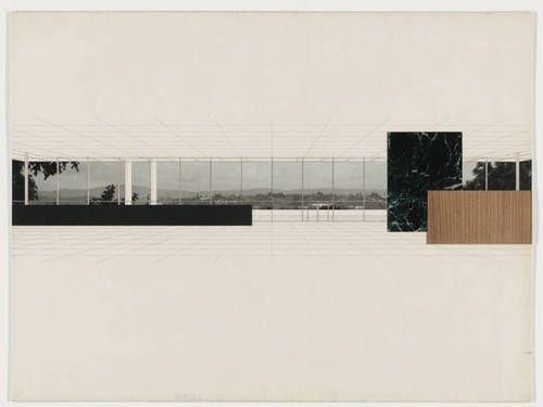 Ludwig Mies van der Rohe. Bacardi Office Building,...