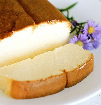 Recipe for Japanese Cheesecake - You'll love it if...