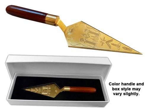 Freemason's Novelty Trowel - Gift for Freemaso...