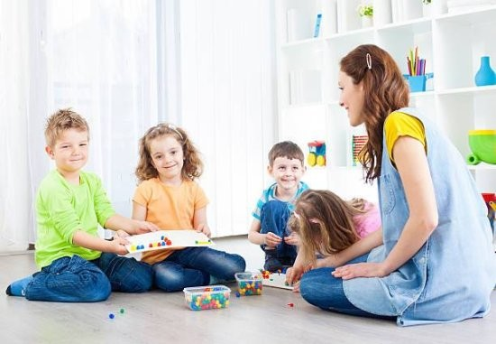 Advanced childcare management can help your child...