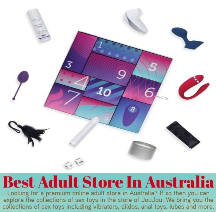 Looking for a premium online adult store in Austra...