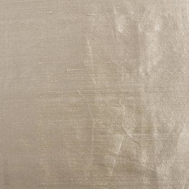 Biscuit Beige Textured Dupioni Silk Fabric