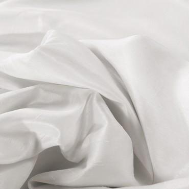 Ice Vintage Textured Faux Dupioni Silk Fabric
