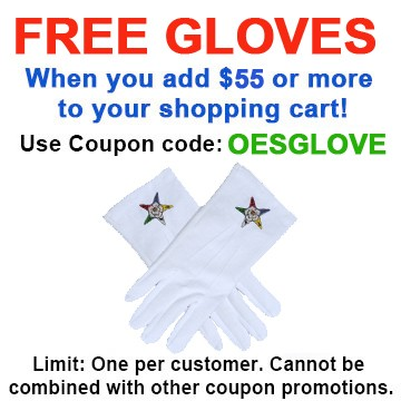 FREE with $55 or more! Coupon Code: OESGLOVE - Get...
