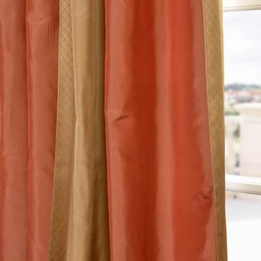 Somerset Silk Stripe Fabric