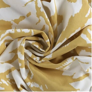 Lacuna Sun Printed Cotton Twill Fabric
