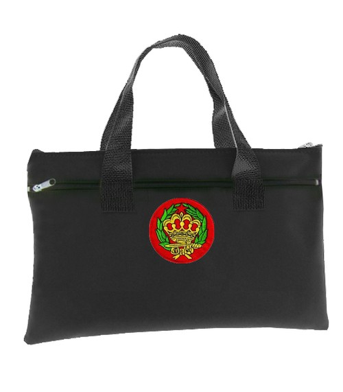 Amaranth Black OES Tote bag for Order of the Easte...