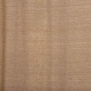 Sandalwood Raw Silk Fabric