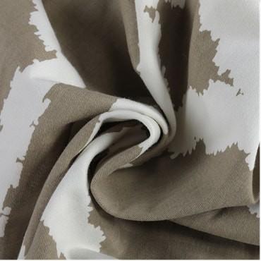 Lyons Birch Printed Cotton Twill Fabric