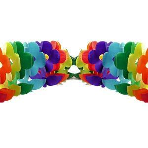 12' Foot Rainbow Gay Pride Flag (Flower) Party...