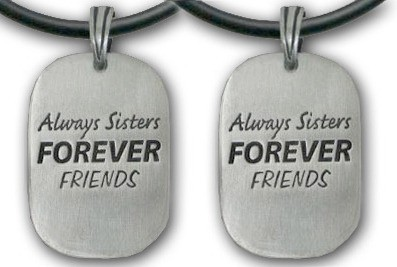 Two Piece Double Set - Always Sisters - Forever Fr...