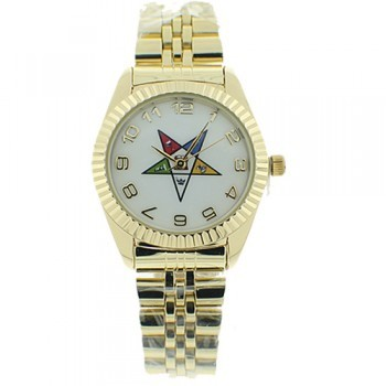 Order of the Eastern Star Masons Watch - OES Symbo...